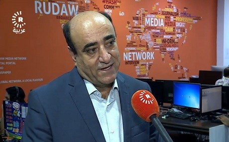 Jadan Ali, head of ENKS' office in the Kurdistan Region. File photo: Rudaw