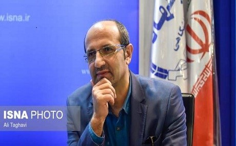 Hussein Ahmadi Niyaz was arrested in Sanandaj on August 6, 2018. File photo: ISNA