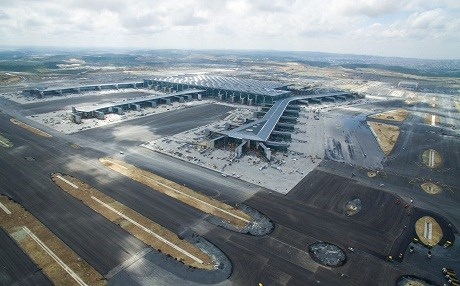 Istanbul Grand Airport (IGA) is slated to open later this year. Photo: IGA