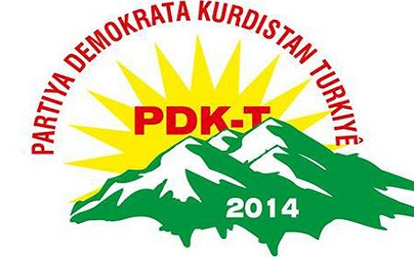 The PDK-T was founded in Diyarbakir in Turkey's southeastern region by 40 senior members.