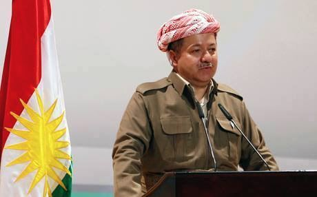 Barzani said that Baghdad had ignored past proposals from the Kurdistan Regional Government for solutions to the current problems facing Iraq. Photo: Rudaw