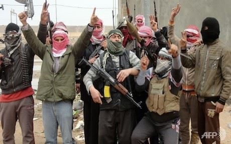 Jihadi Sunni fighters who are in control of large parts of Iraq. Photo: AFP