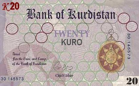As Kurdistan Ponders Independence, Kurds Wonder about Own Currency