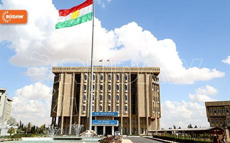 The Kurdistan National Assembly