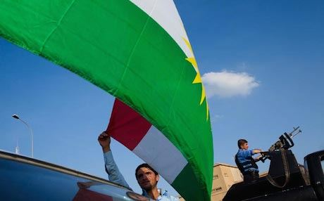 Tehran has rejected any Kurdish independence bid and has issued warnings against holding a referendum. Photo: AFP