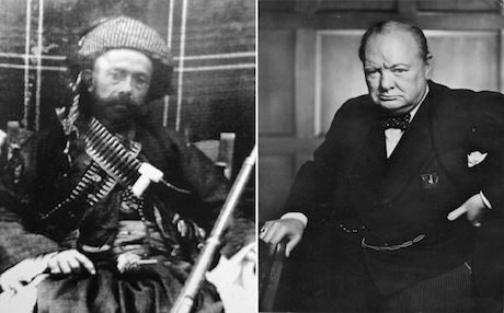 Churchill The Kurds And Poison Gas