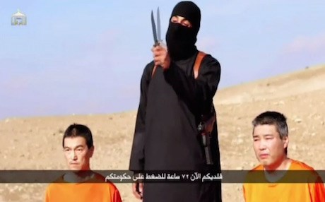 ISIS demands ransom and threatens to kill two Japanese hostages