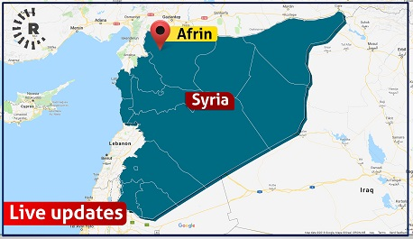 syria live map