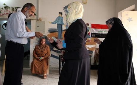 ırak kürt bölgesi seçim sonuçları