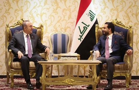 Oglu begins visit to Iraq tomorrow includes three provinces Turkey-iraq