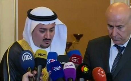 Saudi Arabia opens Erbil consulate
