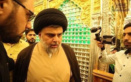 Shiite cleric Sadr calls on Barzani to postpone, cancel referend