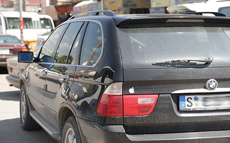 Drivers with European plates have 10 days to register undocument