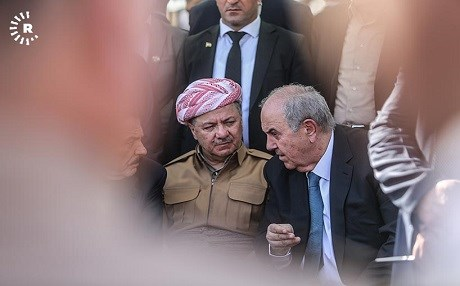 Baghdad not committed to talks between Barzani and Iraqi VPs, sp