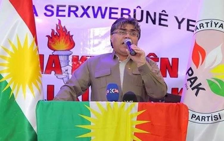 PAK: Newroz ateşi yolumuzu aydınlatıyor   Rudaw.net