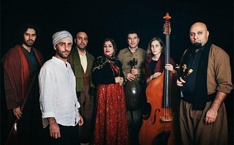 Nishtiman Group releases disc set mixing melodies of Kurdistan