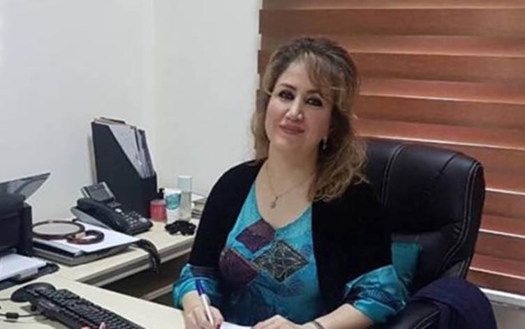Image result for ميادة النجار