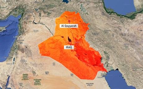 Iraqi parliament leadership condemns 'Daesh' attack in Qayyarah