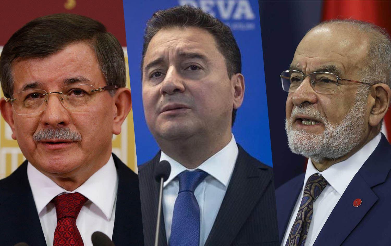 Babacan, Davutoğlu ve Karamollaoğlu'dan 'öğrenci... | Rudaw.net