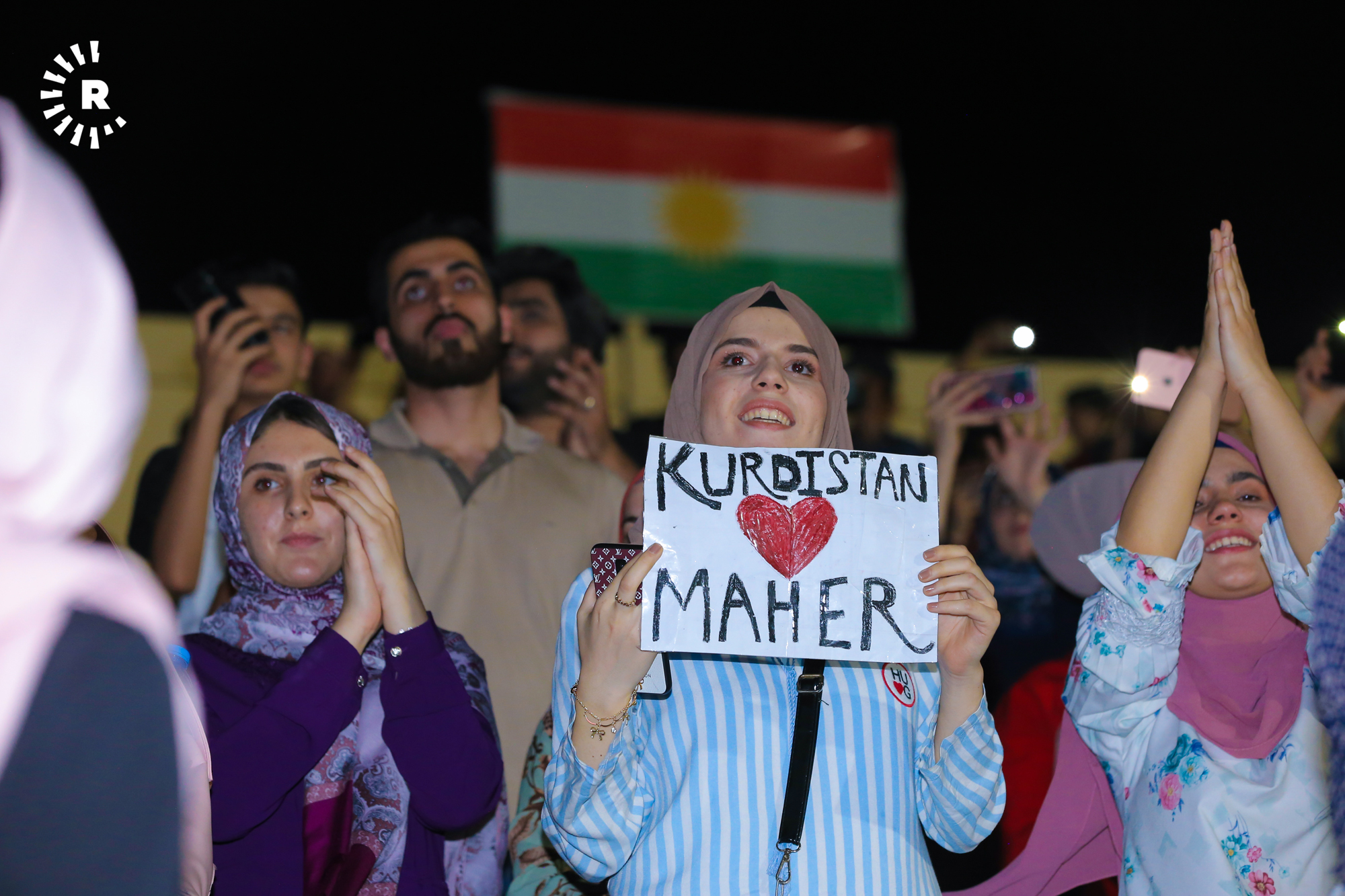 Maher Zain performs in Erbil for first time | Rudaw net